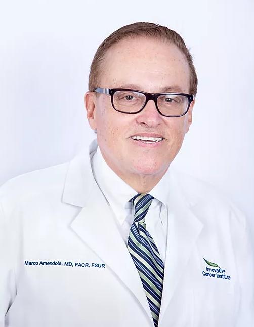 Dr. Marco Amendola  MD FACR